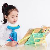 視力保護坐姿矯正器 學生兒童防近視架寫字姿勢矯正恢復 晴川生活館