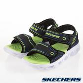 SKECHERS 男童 涼拖鞋系列 HYPNO SPLASH - 90522LBBLM