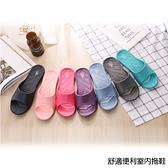 維諾妮卡 香氛舒適室內拖鞋7926-灰/深藍(M~XL)【愛買】
