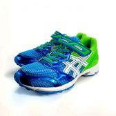 ASICS 亞瑟士  魔鬼氈   輕量透氣慢跑鞋 運動鞋《7+1童鞋》5094 水色
