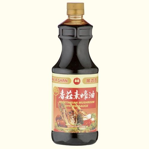 萬家香極品香菇素蠔油1200g【愛買】