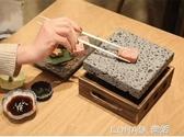 花崗巖石燒火山巖石板燒韓國烤肉西餐牛排燒烤盤酒店石頭餐具 樂活生活館