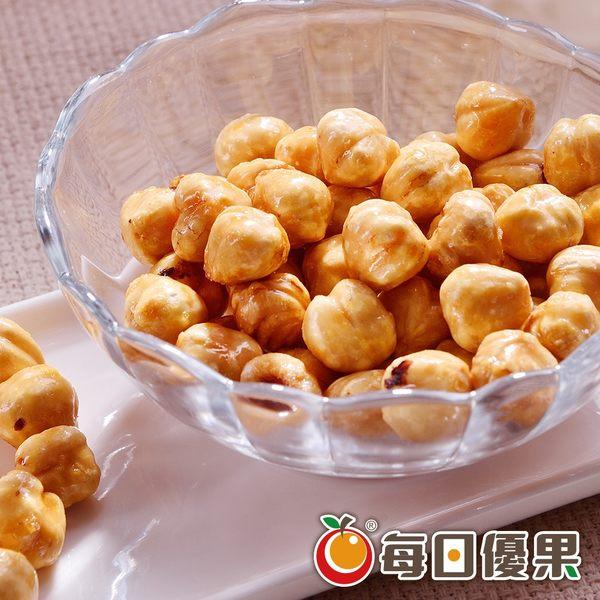 烘焙蜜汁榛果580G大包裝 每日優果