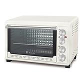 晶工牌45公升雙溫控旋風電烤箱 JK-7645