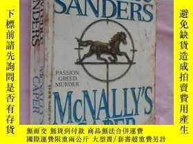 二手書博民逛書店McNally s罕見Caper【麥克納利的戲弄,勞倫斯·山德