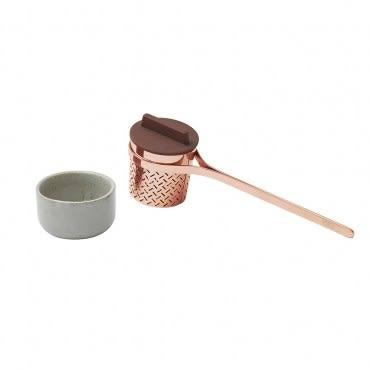 WEAVER / 沖茶器( 紅銅)