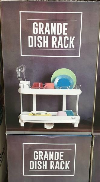 【聖影數位】Naturnic grande dish rack 不鏽鋼餐具瀝水架