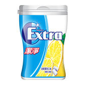 Extra潔淨無糖口香糖-清檸薄荷口味44.8g/罐【愛買】