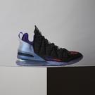 Nike Lebron XVIII EP 男鞋 黑 明星款 避震 包覆 籃球鞋 DB7644-001
