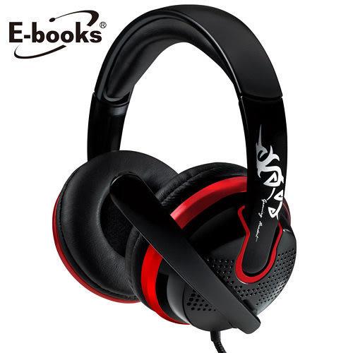 *下殺83折*【E-books】S27 電競頭戴耳機麥克風