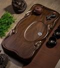黑檀木茶盤家用托盤