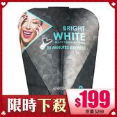 ANRIEA 艾黎亞 美齒專科 黑瓷亮白美齒貼片 (6片入/3日包裝)【BG Shop】