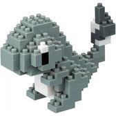【日本KAWADA河田】Nanoblock迷你積木-神奇寶貝/寶可夢 小火龍紅版 NBPM-015