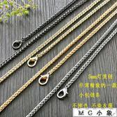 鍊條 5mm寬燈籠鍊包包鍊子金屬包帶