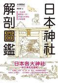 日本神社解剖圖鑑