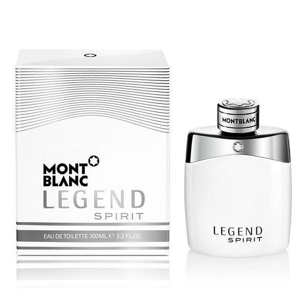 Montblanc Legend Spirit 傳奇白朗峰淡香水 100ml