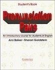 二手書博民逛書店《Pronunciation Pairs:  An Introd