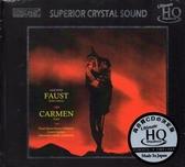 停看聽音響唱片】【UHQCD】Gounod Faust Ballet Music - Bizet Carmen Suite