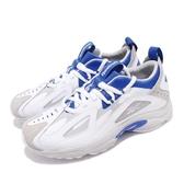 Reebok 復古慢跑鞋 DMX Series 1200 LT 白 藍 老爹鞋 運動鞋 男鞋【PUMP306】 DV7541