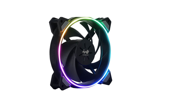 迎廣Sirius Loop ASL120 ARGB 12cm機殼風扇 3PCS (New)
