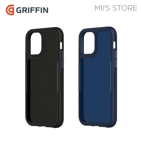 Griffin iPhone12 iPhone 12 mini 12 Pro Max Survivor Endurance 軍規抗菌霧透防摔殼