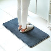 時尚創意地墊178 廚房浴室衛生間臥室床邊門廳 吸水長條防滑地毯(41*80cm)