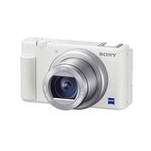 【南紡購物中心】SONY ZV-1 數位相機 晨曦白 公司貨