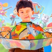理發圍布 剪發圍布兒童嬰兒不沾發剪頭發理發衣剪發斗篷小孩家用 moon衣櫥