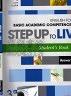 二手書R2YB《STEP UP TO LIVE 3 Workbook+Stude
