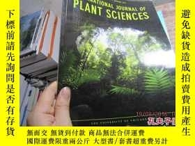 二手書博民逛書店international罕見journal of plant