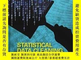 二手書博民逛書店Statistical罕見Data Cleaning With Applications In RY36468