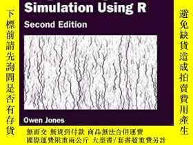 二手書博民逛書店Introduction罕見To Scientific Programming And Simulation Us