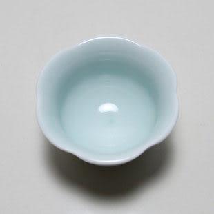 弟窯粉青龍泉青瓷陶瓷杯