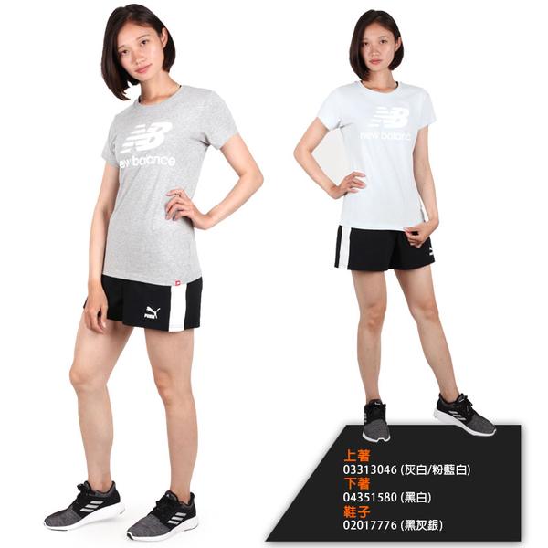 NEW BALANCE女短袖T恤(NB 短T 路跑 慢跑 免運 ≡排汗專家≡