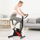健身車 新款家用辦公室腳踏車動感單車健身自行車健身器材織帶車踏步機