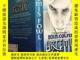 二手書博民逛書店Artemis罕見Fowl 阿特米斯奇幻歷險Y200392