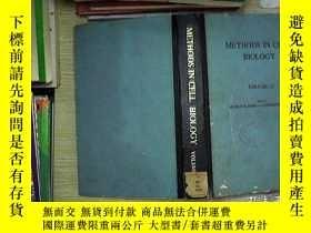 二手書博民逛書店METHODS罕見IN CELL BIOLOGYY261116