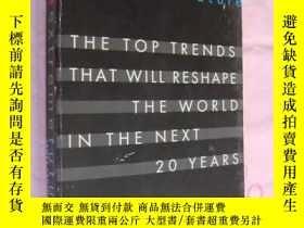 二手書博民逛書店The罕見top trends that will reshap