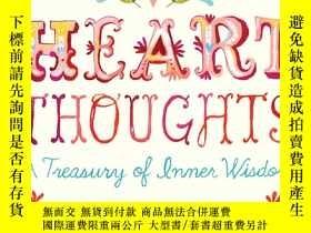 二手書博民逛書店Heart罕見Thoughts: A Treasury of I