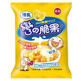 乖乖玉米脆果-煉乳口味(12包/箱)【合迷雅好物超級商城】