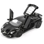 玩具車車 車模型仿合金小車男孩玩具跑車兒童玩具汽車 LC2580 【歐爸生活館】