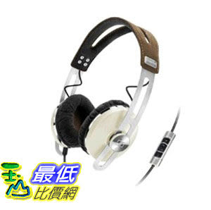[104美國直購] Sennheiser Momentum On Ear Headphone - Ivory