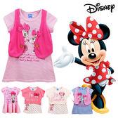 出清 多款 迪士尼 disney 台灣製 米妮 minnie 女童 短袖上衣 長板上衣 洋裝