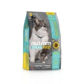 Nutram 紐頓 專業理想系列 I17室內貓化毛貓雞肉燕麥 6.8kg X1包