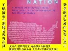 二手書博民逛書店Ideas罕見That Shape a Nation: Historical Ideas Important to