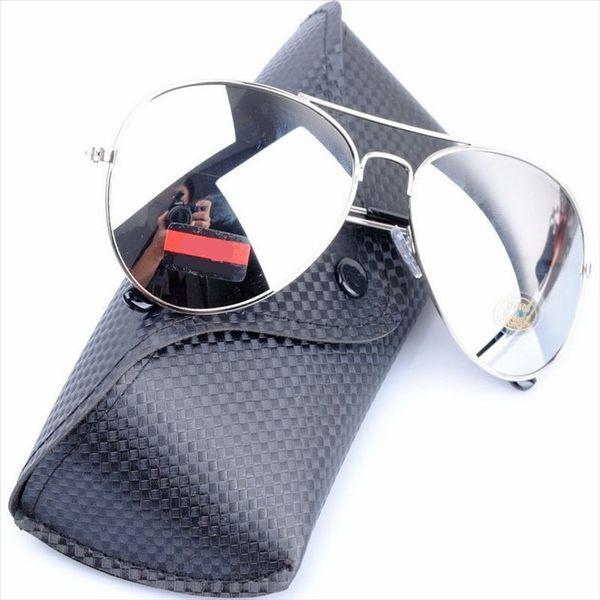 現貨-高檔皮革眼鏡盒可裝太陽眼鏡 近視眼鏡 防塵復古太陽鏡盒時尚墨鏡盒男女款眼鏡盒