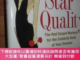 全新書博民逛書店StarQuality: The Red Carpet Workout for the Celebrity Bod