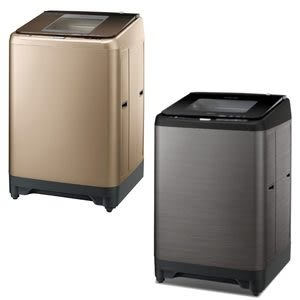 【HITACHI 日立】17kg 直立變頻洗衣機SF170XBV星空銀