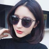 新款偏光 太陽鏡女 韓版潮大框顯瘦墨鏡開車駕駛眼鏡 LR751【歐爸生活館】