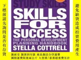 二手書博民逛書店Skills罕見for Success 成功的技能 第2版 第二
